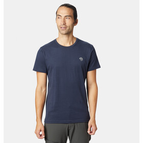 Mountain Hardwear Hardwear Logo SS T-Shirt Men dark zinc